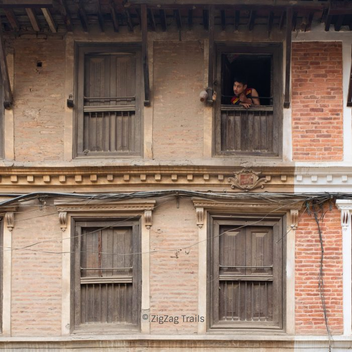 The old house of Patan